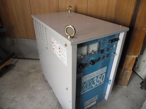 ダイヘン半自動溶接機XD350